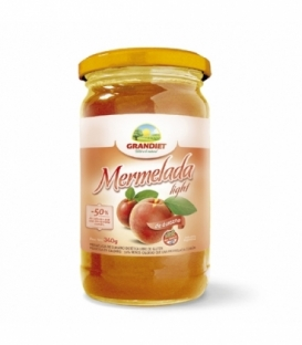Mermelada light sabor durazno